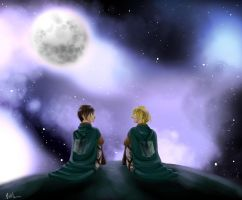 Eremin - Under the Stars by Bella-Eis