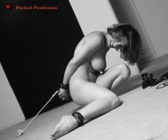 Kym in Black and White by Warlock1935