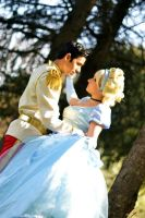 Christopher And Cinderella by Sho-Cosplay