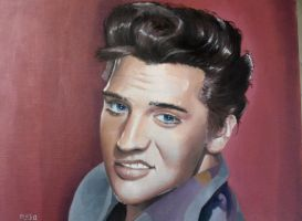 Elvis by russraff