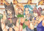 Fahlenwood Guys Night Out by Dea-89