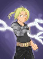 Edward Elric by Socij