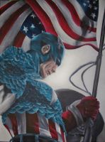 American Hero by billywallwork525