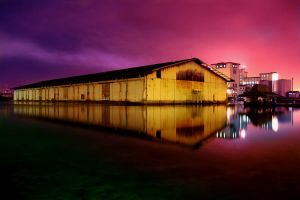 The Warehouse Colour madness by ahid