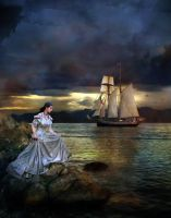 Sailor's Lament by kayceeus