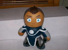 Sokka - The Water Warrior Mugg by WarriorSokka