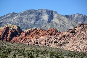 Red Rock Canyon Stock 1 by firenze-design