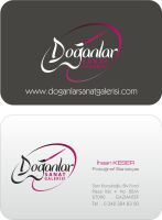 Business Card by ihsankeser