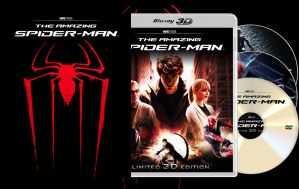 The Amazing Spider-Man Limited 3D Edition by NERD485
