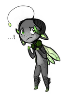 Firefly Imp by TheseWeirdFishes