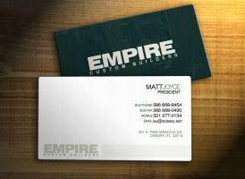 Empire Custom Builders Corp ID by BlakeVasek