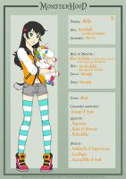 MH - Character Sheet - Stella (VF) by Icarus-Skollsun