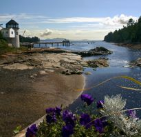 Villages of Maine by BobVPR