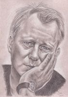 Stellan Skarsgard by CountryMustangs