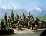 Easy Company at the Eagle`s Nest, by B-D-I