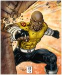Luke Cage by Mich974