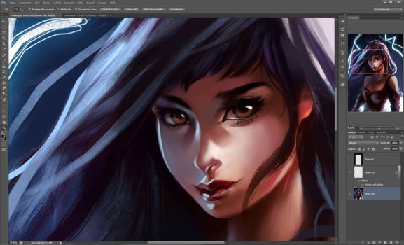 wip 9876543 by BoFeng