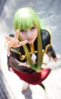 Hold my geass (CC cosplay) by RoCazanova