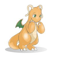 +Dragonite+ by Sprinkling-stars