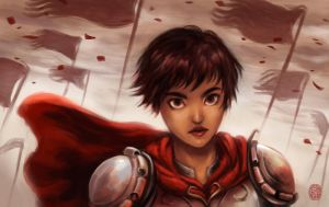 Casca by vesssel