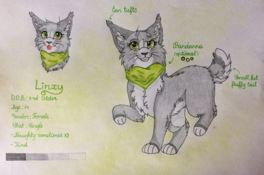 Linxy - Reference Sheet by any2004