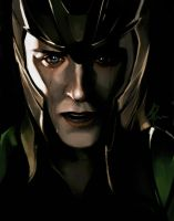 Loki - The Shadowed King by TheBoyofCheese