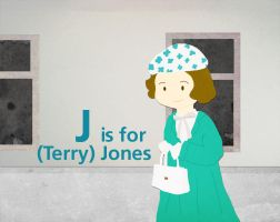 J is for Jones by whosname