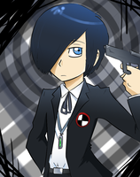Persona 3 by BladeXD