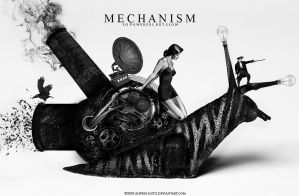 Mechanism. by always-guto
