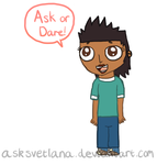Ask or Dare Svetlana by AskSvetIana