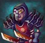 The Stabby Rogue by bawky