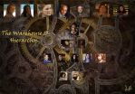 Warehouse 13 Hierarchy by MiniReyes