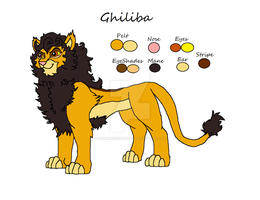 Ghiliba by DudeWheresMyLion