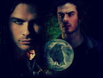 Damon Salvatore 3 :33 by llWickedll