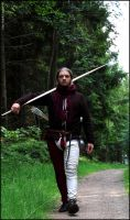 15th Century archer 5 by Skane-Smeden