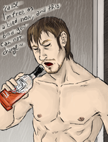 TheWalkingDead : DARYL's SONG by LadyNorthstar