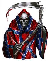 Confederate Reaper by PainfullXpressionz