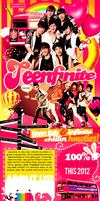 CHILLIN HAWTIES! - Teenfinite Theme by foreverGIKWANG