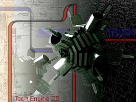 Tech Engine V2.0 by xgod-0