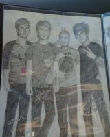 All Time Low signatures by sgatlantisfan11