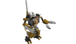 Steam Punk Wise Man Mecha by pittstop