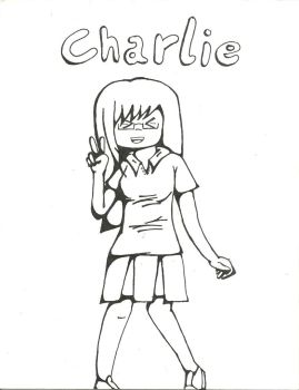 Charlie Character Sketch by Lyzette2010