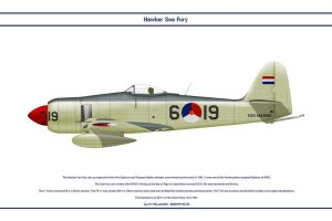 Sea Fury Netherlands 2 by WS-Clave