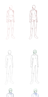 How I Draw Males or not by MrLudwigBeilschmidt