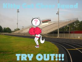 Kat cheerleading squad tryouts by trexking45