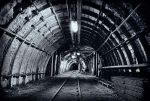 Underground Mining Tunnel by doomed-forever