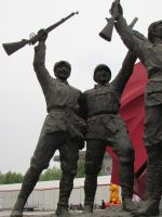 Communist Monument China 3 by OhioErieCanalGirl