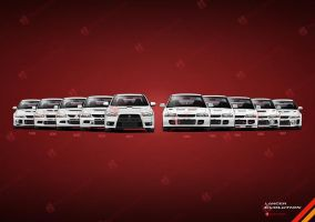 History Lancer Evolution by Mauricio Massami by MauricioMassami