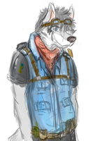 dave gift sketch by lolquendo