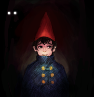Over the Garden Wall - Wirt by abbic314